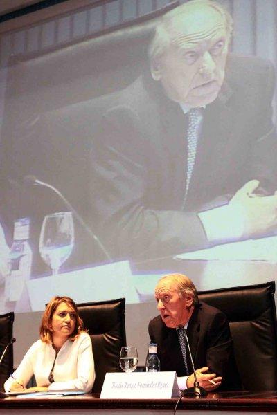 Inauguración do Curso monográfico sobre o futuro do Estado autonómico
